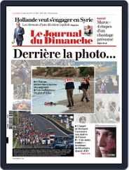Le Journal du dimanche (Digital) Subscription September 6th, 2015 Issue