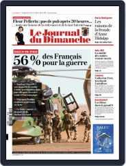 Le Journal du dimanche (Digital) Subscription September 13th, 2015 Issue