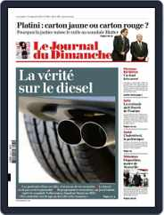 Le Journal du dimanche (Digital) Subscription September 25th, 2015 Issue