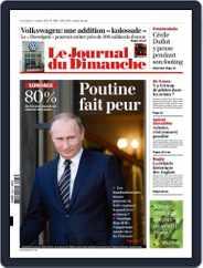 Le Journal du dimanche (Digital) Subscription October 2nd, 2015 Issue