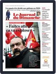 Le Journal du dimanche (Digital) Subscription October 17th, 2015 Issue