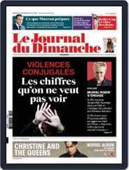 Le Journal du dimanche (Digital) Subscription September 23rd, 2018 Issue