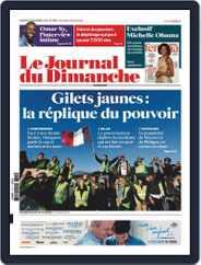 Le Journal du dimanche (Digital) Subscription November 18th, 2018 Issue