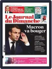 Le Journal du dimanche (Digital) Subscription November 25th, 2018 Issue