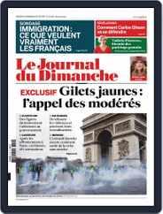 Le Journal du dimanche (Digital) Subscription December 2nd, 2018 Issue