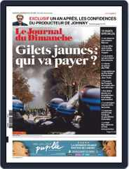 Le Journal du dimanche (Digital) Subscription December 9th, 2018 Issue