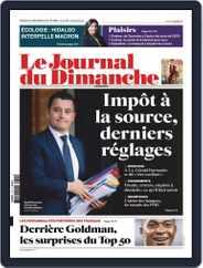 Le Journal du dimanche (Digital) Subscription December 30th, 2018 Issue