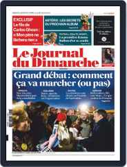 Le Journal du dimanche (Digital) Subscription January 6th, 2019 Issue