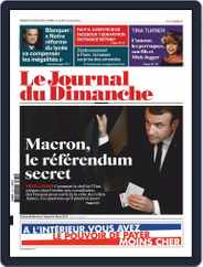 Le Journal du dimanche (Digital) Subscription February 3rd, 2019 Issue