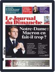 Le Journal du dimanche (Digital) Subscription April 21st, 2019 Issue