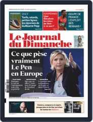 Le Journal du dimanche (Digital) Subscription April 28th, 2019 Issue