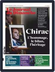 Le Journal du dimanche (Digital) Subscription September 29th, 2019 Issue