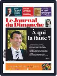 Le Journal du dimanche (Digital) Subscription October 13th, 2019 Issue