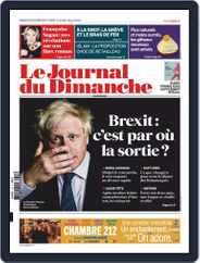 Le Journal du dimanche (Digital) Subscription October 20th, 2019 Issue