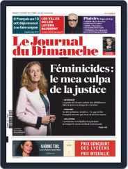 Le Journal du dimanche (Digital) Subscription November 17th, 2019 Issue