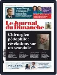 Le Journal du dimanche (Digital) Subscription November 24th, 2019 Issue