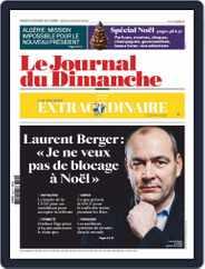Le Journal du dimanche (Digital) Subscription December 15th, 2019 Issue