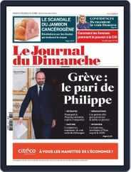 Le Journal du dimanche (Digital) Subscription December 22nd, 2019 Issue