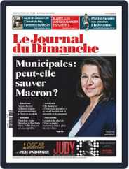 Le Journal du dimanche (Digital) Subscription February 23rd, 2020 Issue