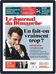Le Journal du dimanche (Digital) Subscription March 8th, 2020 Issue
