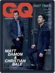 Gq Italia (Digital) Subscription November 1st, 2019 Issue