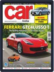 Car India (Digital) Subscription November 1st, 2019 Issue