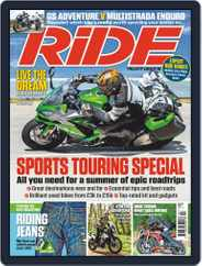 RiDE United Kingdom (Digital) Subscription July 1st, 2019 Issue