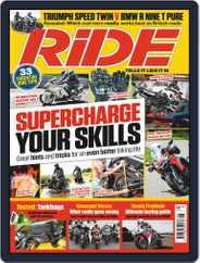 RiDE United Kingdom (Digital) Subscription August 1st, 2019 Issue
