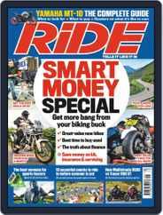RiDE United Kingdom (Digital) Subscription September 1st, 2019 Issue