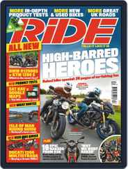 RiDE United Kingdom (Digital) Subscription December 1st, 2019 Issue