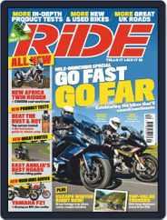 RiDE United Kingdom (Digital) Subscription January 1st, 2020 Issue