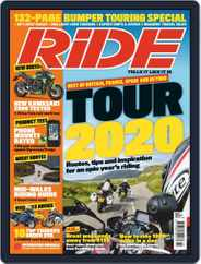 RiDE United Kingdom (Digital) Subscription March 1st, 2020 Issue
