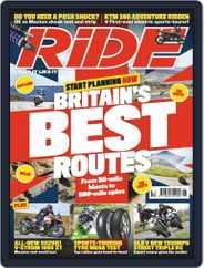RiDE United Kingdom (Digital) Subscription June 1st, 2020 Issue