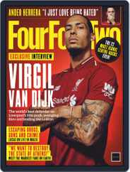 FourFourTwo UK (Digital) Subscription April 1st, 2019 Issue