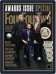 FourFourTwo UK (Digital) Subscription January 1st, 2020 Issue