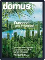 Domus (Digital) Subscription July 1st, 2019 Issue