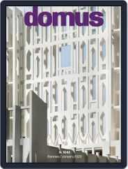Domus (Digital) Subscription January 1st, 2020 Issue
