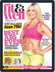 Fit & Well Magazine (Digital) Subscription August 11th, 2016 Issue