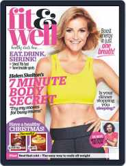 Fit & Well Magazine (Digital) Subscription December 1st, 2016 Issue