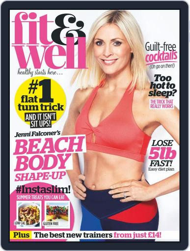 Fit & Well September 1st, 2017 Digital Back Issue Cover