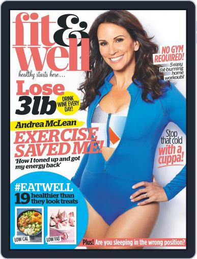 Fit & Well November 1st, 2017 Digital Back Issue Cover