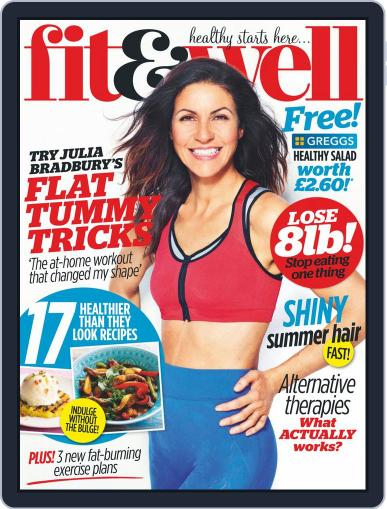 Fit & Well August 1st, 2018 Digital Back Issue Cover