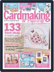 Cardmaking & Papercraft (Digital) Subscription January 1st, 2019 Issue
