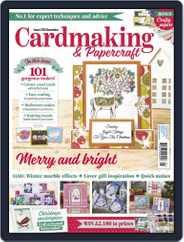 Cardmaking & Papercraft (Digital) Subscription November 1st, 2019 Issue