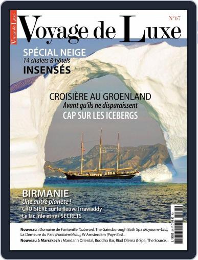 Voyage de Luxe December 15th, 2015 Digital Back Issue Cover