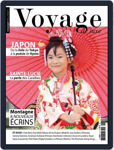 Voyage de Luxe January 1st, 2017 Digital Back Issue Cover