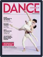 Dance Australia (Digital) Subscription April 1st, 2018 Issue