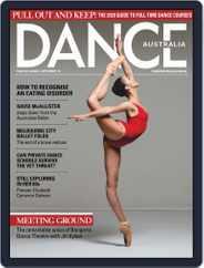 Dance Australia (Digital) Subscription August 1st, 2019 Issue