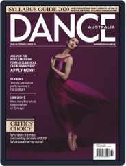 Dance Australia (Digital) Subscription February 1st, 2020 Issue