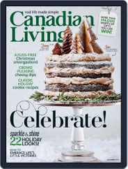 Canadian Living (Digital) Subscription December 1st, 2018 Issue